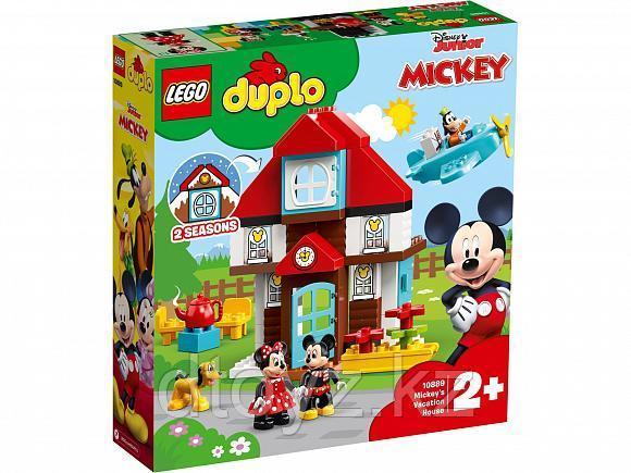 Lego Duplo 10889 Летний домик Микки, Лего Дупло