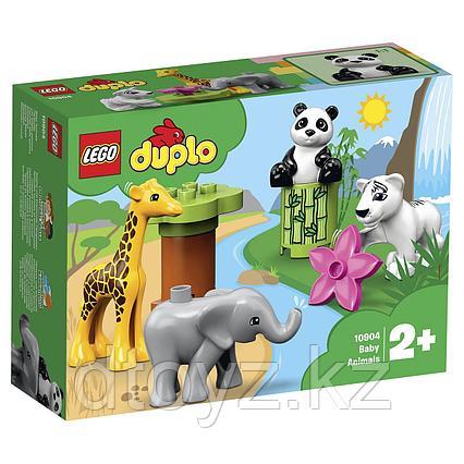 Lego Duplo 10904 Детишки животных, Лего Дупло