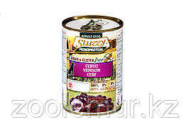 Stuzzy Monoprotein консервы для собак, оленина 400г