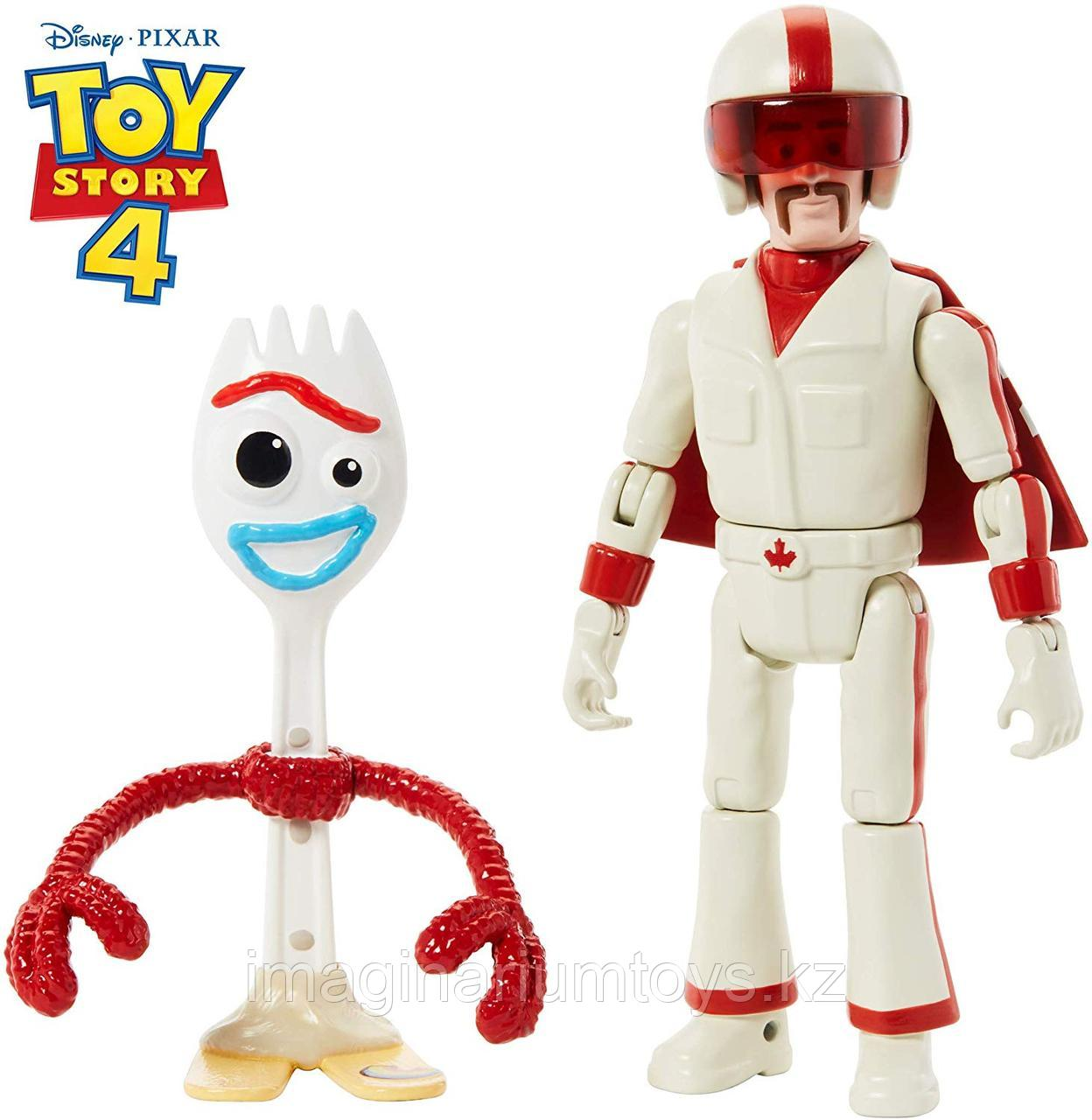 Игрушки из м/ф «История игрушек 4» Форки и Дьюк «Toy Story 4»