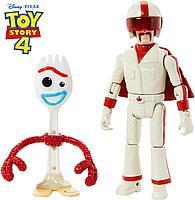 Игрушки из м/ф «История игрушек 4» Форки и Дьюк «Toy Story 4», фото 1