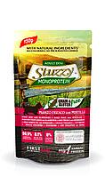 Stuzzy Monoprotein консервы для собак, свежая говядина с черникой 150г, фото 1