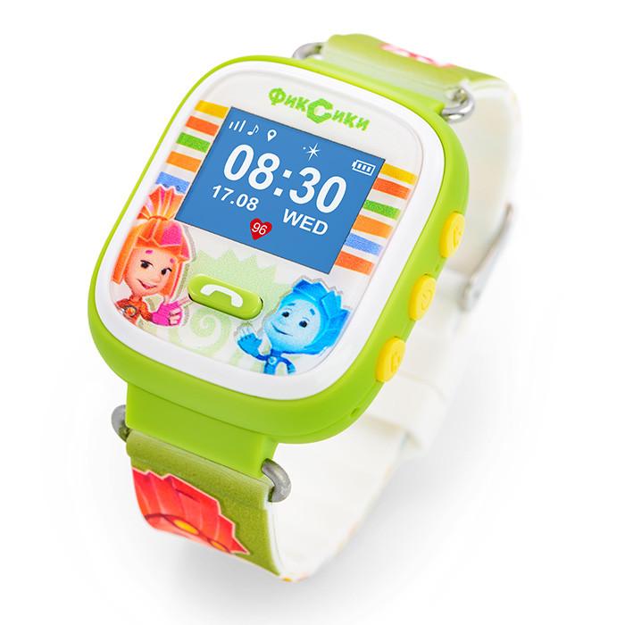 AGU Часы-Телефон с GPS трекером Фиксики - фото 1