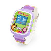 AGU Часы-Телефон с GPS трекером Маша и Медведь