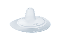 NUK Накладка на сосок силикон размер М в боксе 2 шт