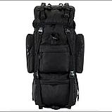 Рюкзак НАТО экспедиционный армейский (туристический) 65 л., фото 3