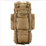 Рюкзак НАТО экспедиционный армейский (туристический) 65 л., фото 4