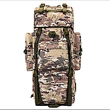 Рюкзак НАТО экспедиционный армейский (туристический) 65 л., фото 5
