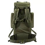 Рюкзак НАТО экспедиционный армейский (туристический) 65 л., фото 2