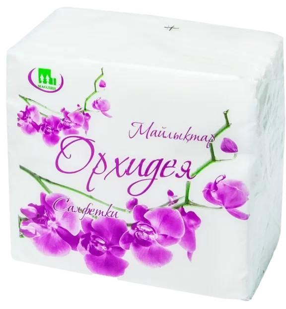 Салфетки «Орхидея» 70 шт.