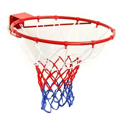 Баскетбольное кольцо усиленный с сеткам, фото 2