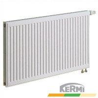 Радиатор стальной панельный FKV 22 500х1400 нижнее подключение 2702Вт Kermi