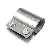 Хомут ремонтный сталь двухсторонний Ду25(33-35) L=40мм