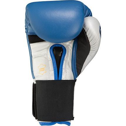 Боксерские перчатки Title Classic Pro Style Training кожазам, фото 2