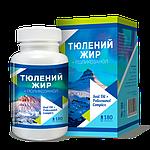 ТЮЛЕНИЙ ЖИР - Омега 3 и Policosanol Complex .