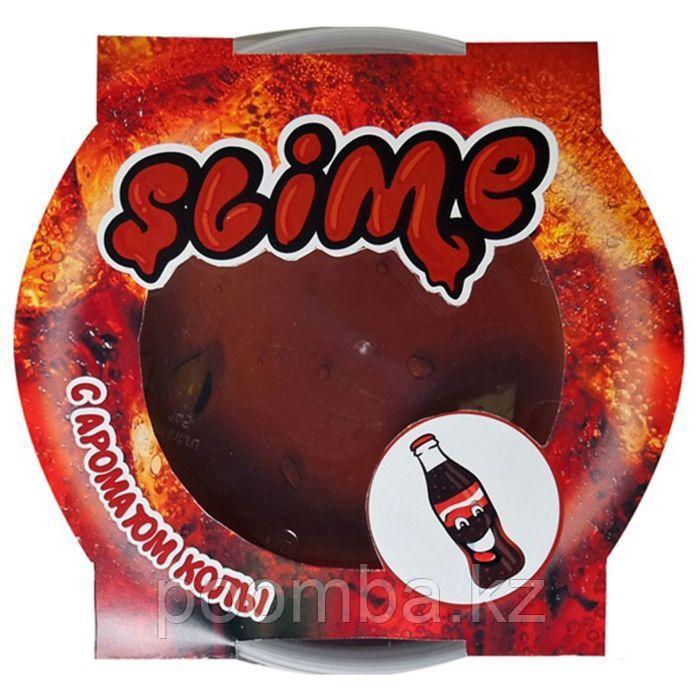 "Slime(Слайм)""Mega"" S300-16 С ароматом Кола-Колы, 300гр"