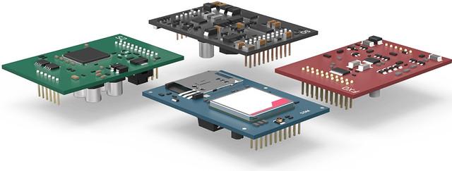 Модули расширения IP АТС YEASTAR