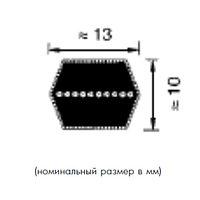 AA 147 1/2 (HAA 3800)  ремень Optibelt DK