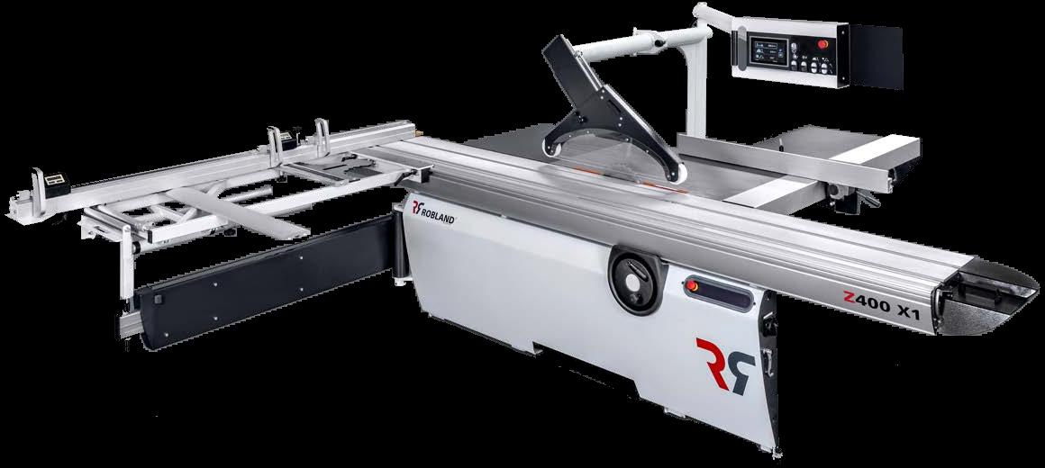 Форматно-раскроечный станок ROBLAND Z 400 X1