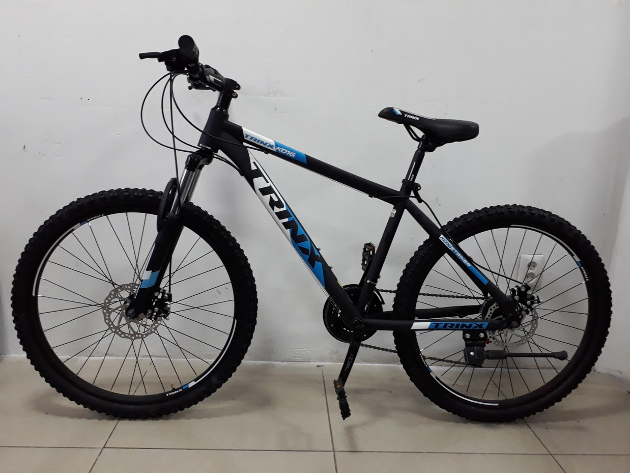 Велосипед Trinx K016 - отличный велосипед