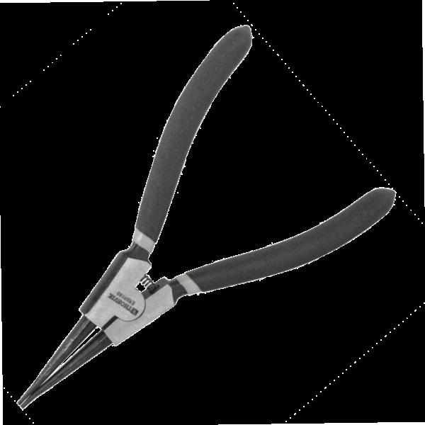 Щипцы для стопорных колец «прямой разжим», 180 мм ERSP180