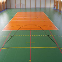 Спортивный линолеум Graboflex Start