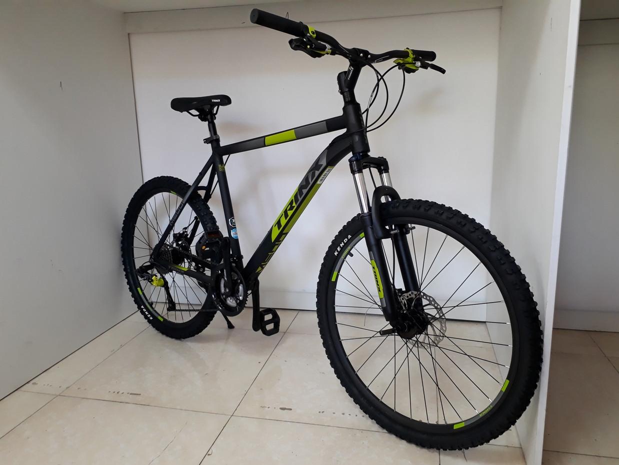 Велосипед Trinx M500 21 рама - классный байк! Рассрочка. Kaspi RED