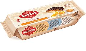 «Яшкино», печенье «Апельсин», сдобное, 137 г