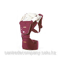 Хипсит - рюкзак iMama Smart(серый,бордовый,черный), фото 2