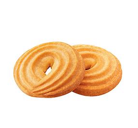 Печенье «Ванильное кольцо», сдобное (коробка 3,5 кг)