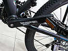 Велосипед Trinx M1000, 21 рама, 27,5 колеса - гидравлические тормоза, фото 9
