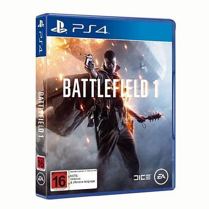 Видеоигра Battlefield 1 PS4, фото 2