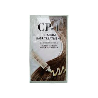 Маска протеиновая для волос «Esthetic House» CP-1 Premium Protein Treatment, объем 12,5 мл. (пробник)