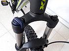 Велосипед Trinx M1000 21 рама 27,5 колеса - гидравлические тормоза, фото 2