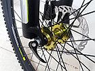 Велосипед Trinx M1000 21 рама 27,5 колеса - гидравлические тормоза, фото 5