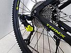 Велосипед Trinx M1000 21 рама 27,5 колеса - гидравлические тормоза, фото 7