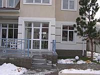 Обрамление фасада