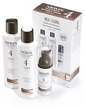 Nioxin System №4 - для окрашенных истонченных волос.