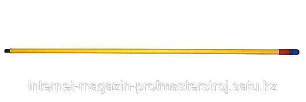 Ручка металлопластиковая 1300 мм, для швабр и щеток, STAYER