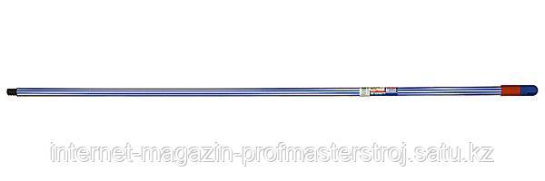 Ручка металлопластиковая 1300 мм, двухкомпонентное покрытие,, для швабр и щеток, STAYER