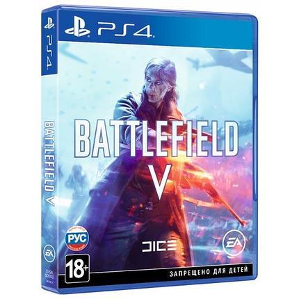 Видеоигра Battlefield V PS4, фото 2