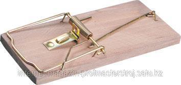 Мышеловка деревянная, средняя, STAYER