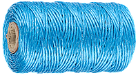 Шпагат полипропиленовый, синий, 60 м, 1200 текс, серия «МАСТЕР», ЗУБР