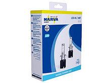 Светодиодные лампы для автомобиля Narva H7 LED Range Power 6000K с цоколем