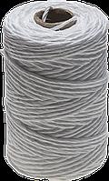 Шпагат полипропиленовый, белый, 2.0 мм x 100 м, 1600 текс, серия «МАСТЕР», ЗУБР