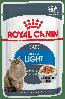 Влажный корм для кошек склонных к полноте Royal Canin Ultra Light в желе