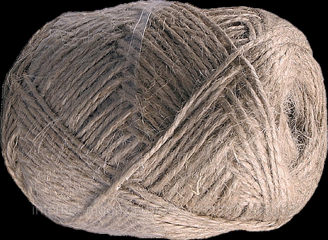 Шпагат джутовый, 1.8 мм x 100 м, 1600 текс, серия «МАСТЕР», ЗУБР