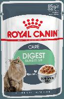 Влажный корм для кошек с чувствительным пищеварением Royal Canin Digest Sensitive (Sensible) в соусе