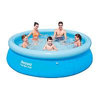 Семейный бассейн круглый надувной Bestway 57266 (305x76 см)