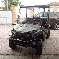 Электрический полноприводный Polaris Ranger LSV EV